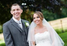 mel & gyles wedding