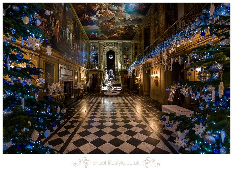 Chatsworth House Masquerade Ball