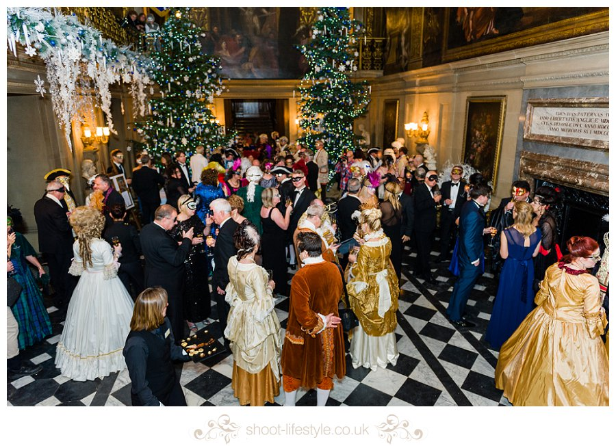 Chatsworth House Masquerade Ball | Shoot Lifestyle